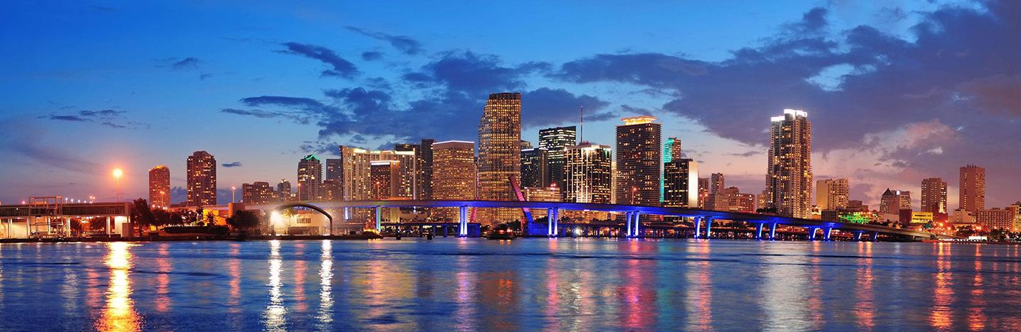 Miami-city-skyline